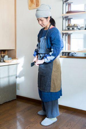 かぞくの台所』奥津典子 vol.1 切り方は大切 【くらすこと】